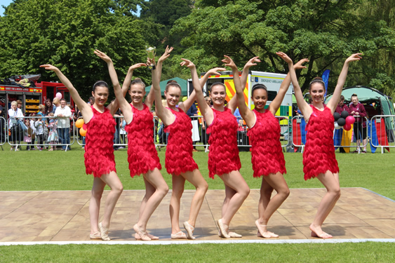 Phillipa Hogan School of Dance - Godalming Carnival Winners