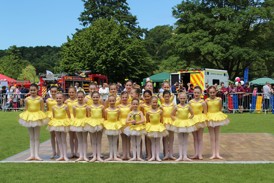 Phillipa Hogan School of Dance - Godalming Carnival Winners Trophy