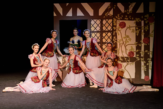 Phillipa Hogan School of Dance - Coppelia