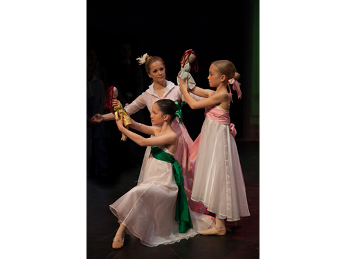 Phillipa Hogan School of Dance - Nutcracker Dolls Lullaby