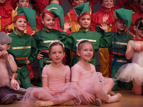 Phillipa Hogan School of Dance - Elves and Fairies