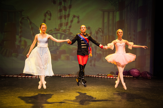 Phillipa Hogan School of Dance - Nutcracker Trio