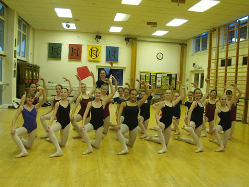 Coppelia Workshop with English National Ballet Soloist Emma Northmore